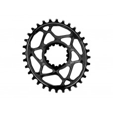 ABSOLUTEBLACK Chainring Oval GXP MTB 32T