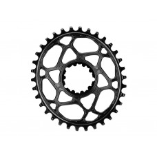 ABSOLUTEBLACK Chainring Oval MTB 34T