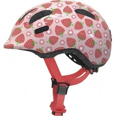 Abus Hjelm Smiley 2.1 Rose strawberry 45-50cm