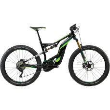 Cannondale 27,5+ Moterra 1 sort/grøn medium - Medium