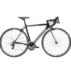 Cannondale SuperSix  EVO Dame 105 sort  52 cm  - 52 cm