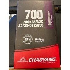 Chaoyang Slange 700x25/32C Presta 48mm (light)
