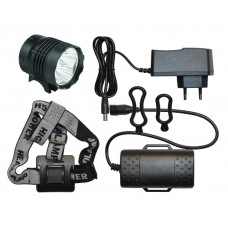 Lygte High Power 4000 Lumen CE