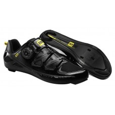 Mavic Shoe Ksyrium Ultimate Black Str 9, 43 1/3 - 43