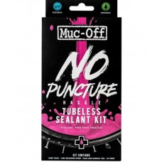 MUC-OFF No Puncture Hassle Tubeless Sealant Kit 14
