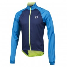 Pearl Izumi Elite Barrier jakke L blå - Large
