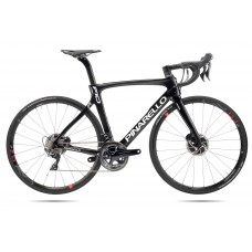 Pinarello Dogma F10 Disc str 54, sort  - 54 cm