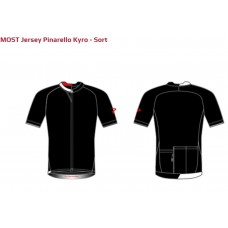 Pinarello jersey k/æ Most Kyro sort XL - XL