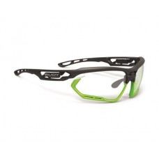 Rudy Project Brille Fotonyk Mat Sort/Lime