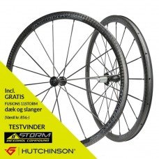 Spinergy FCC 3.2 Bladed Disc hjulsæt HG 10-11 PBO